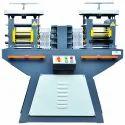 Heavy Duty 2 Speed Double Head Rolling Mill 6.3 Inch