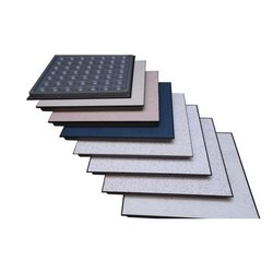 Matte Bare Flooring System, 2x2 Foot
