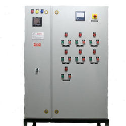 Iron Automatic Power Factor Panel, Voltage: 440