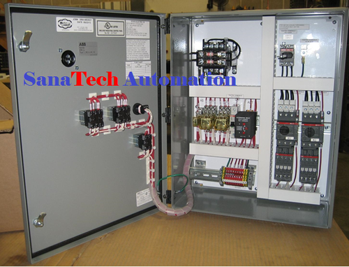 Single Phase Ahu Control Panels Ip Rating Ip33 For