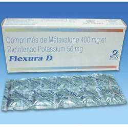 Flexura D  Tablets