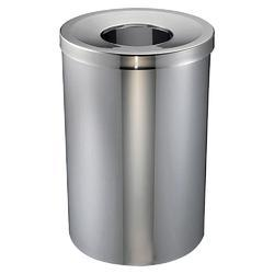 Open Top Metal Cans