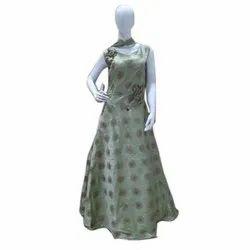 Festive Wear Ladies Party Gown