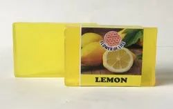 Lemon Glycerine Soap - Transparent