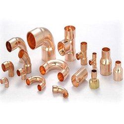 Cupro Nickel Pipe Fittings, for Structure Pipe, Size: 1/2 Inch