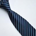 Striped Casual Tie