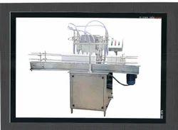 pack tech Automatic Liquid Packaging Machine, Capacity: 20 Bottle Per Minute, 1
