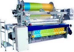 Mild Steel Rapier Loom, For Weaving, Automation Grade: Automatic