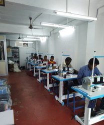 10 Days High Level Uniform Garment Stitching Services, For Garments