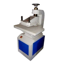 Non-Woven Manual W Cut Punching Machine