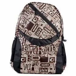 AV Bags Nylon Printed College Bag