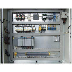 440v Three Phase Electrical PLC Panel, IP Rating: IP55