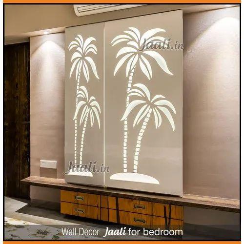 White Coconut Tree Bedroom Jaali Rs 30 Square Feet Jaali In Id 21460912248