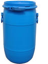 60 L Plain Open Top HDPE Drum