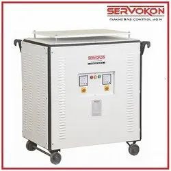 Three Phase Oil Cooled Servokon Step Up and Step Down Transformers
