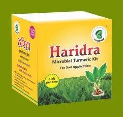 HARIDRA (Microbial Turmeric Kit)