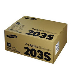 Sumsung Toner Cartridge Black 203S