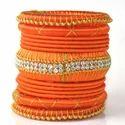 Indian Handmade Silk Thread Fashion Bangles