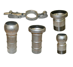 Bauer Coupling, Structure Pipe, Gas Pipe, Hydraulic Pipe
