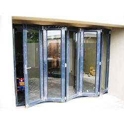 Aluminum Exterior Glass Door