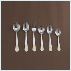 Imperial Cup Rolled Cutlery