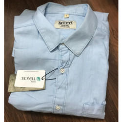 SURPLUS Cotton Men Denim Shirts