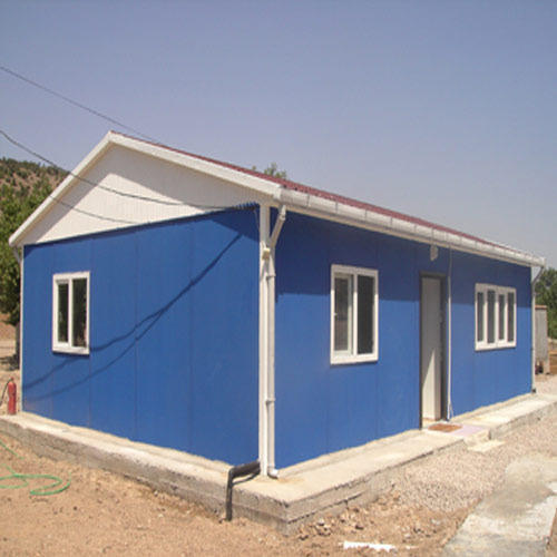 Prefabricated Shelters - Prefab Site Office Manufacturer from Delhi