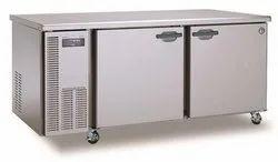 Compact Metal Door Under Counter Chiller, Model Number: RTW 150