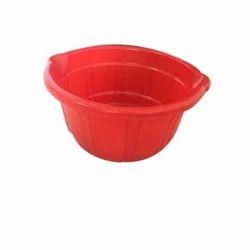Lalta Round Plastic Tub