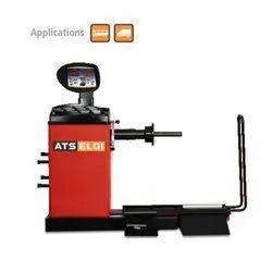 ATS ELGI 1300 Mm Truck Wheel Balancer, 265-660 Mm