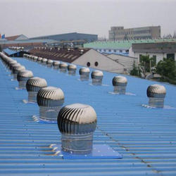 Natural Roof Air Ventilator