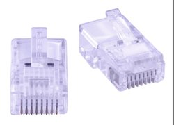 Cat5e And Cat6 RJ45 UTP Plug