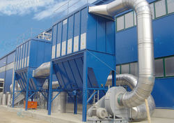 Dust Collection Systems for Rice Mills
