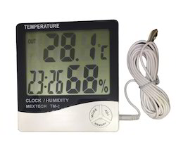 Digital Thermo Hygrometer TM2