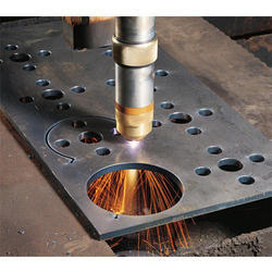 CNC Steel Plate Cutting Services