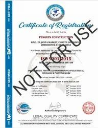 Fire Safety Certification Services