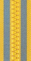 Vislon Zipper Plastic Zippers