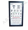 ASF Snellen Chart 6 Meter With Frame