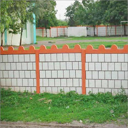 Readymade Precast Boundary Wall