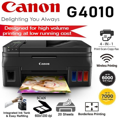 Multifunction Printer - Brother MFC-T4500DW Multifunction