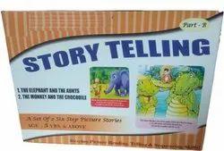 英语故事告诉孩子们的一步一部分b