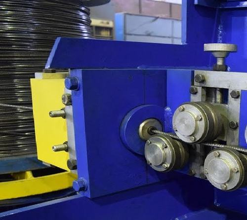Roller Type Wire Straightening & Cutting Off Machines