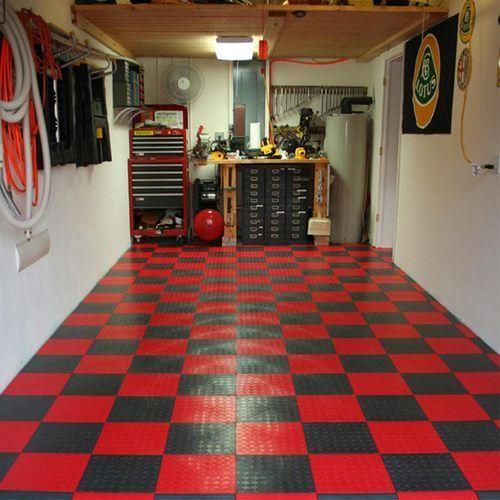 Checkered Pvc Vinyl Flooring