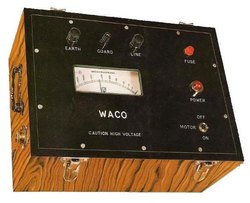 Waco WI 5001M Motor Driven Insulation Tester
