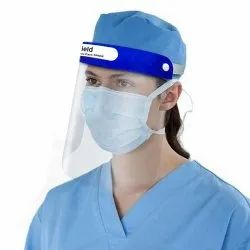 Oriley Face Shield With Adjustable Elastic Strap Anti-Splash  Eye & Head Protection For Women