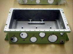 Cast Aluminium CNC Machined Enclosures