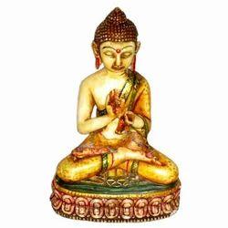 Resin Sitting Culture Buddha Statue