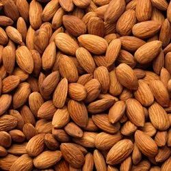 Adrianna Springs Almonds, Packaging Type: Plastic Box, Packaging Size: 25kg