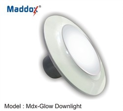 Plastic Maddox Glow Led Concealed Down Light, Glow-Downlight, 7 W