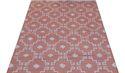 Jaipur Cotton Panja Flat Weave Handwoven Rug, Size: 6 X 9 Feet